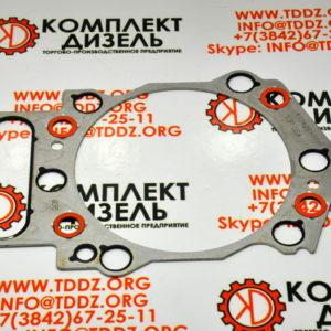 Прокладка ГБЦ ремонтная 4334081, 3166290, 3634788. Для двигателя Cummins KTA19, KTTA19, KTA38, KTA50. Деталь оригинального производства Cummins USA.