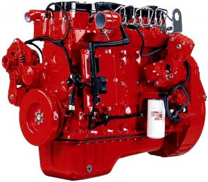 Фото Двигателей Cummins 4ISBe 150, 185, 210