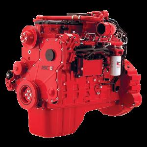 Фото Двигатель Cummins ISC 8.3