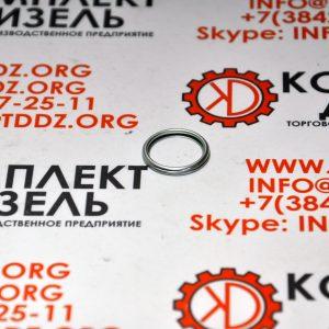 Кольцо уплатнительное сливной пробки (Металл) 803916010. Для Subaru Legacy (10-18), Subaru Impreza (12-18), Subaru BRZ (13-18), Subaru Forester (11-18). Деталь оригинального производства Subaru.