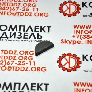 Шпонка распределительного вала 200711, 156397, 200711CCEC. Для двигателя Cummins KTA19, KTTA19. Деталь производства Cummins CCEC.