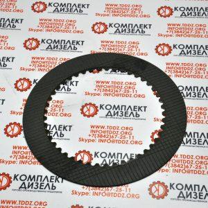 Диск фрикционный гидромуфты 3626879 (для ремнабора RCK333592, 3333592, RCK303591, 3033591). Для двигателей Cummins K38, K50. Деталь оригинального производства Rockford USA.