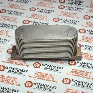 Маслоохладитель 3085956, 3331667, 4095096, 3804934. Для двигателя KTA19, KTTA19. Деталь оригинального производства Cummins USA.